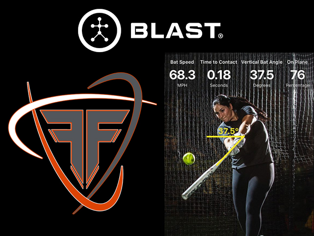 FUSION Fastpitch is now a BLAST Motion Team!