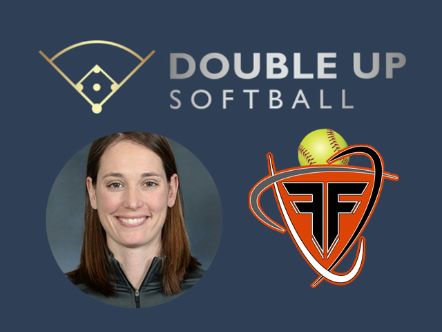 FUSION Fastpitch teams up with Double Up Softball!